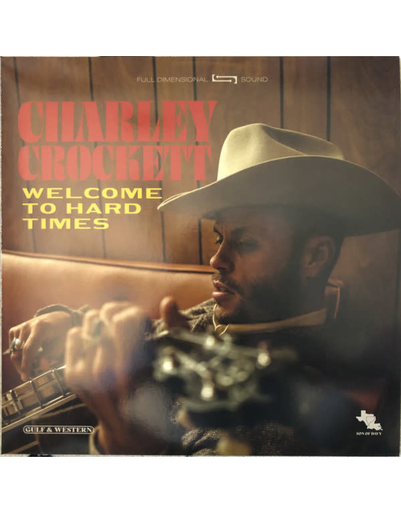 Charley Crockett – Welcome To Hard Times LP
