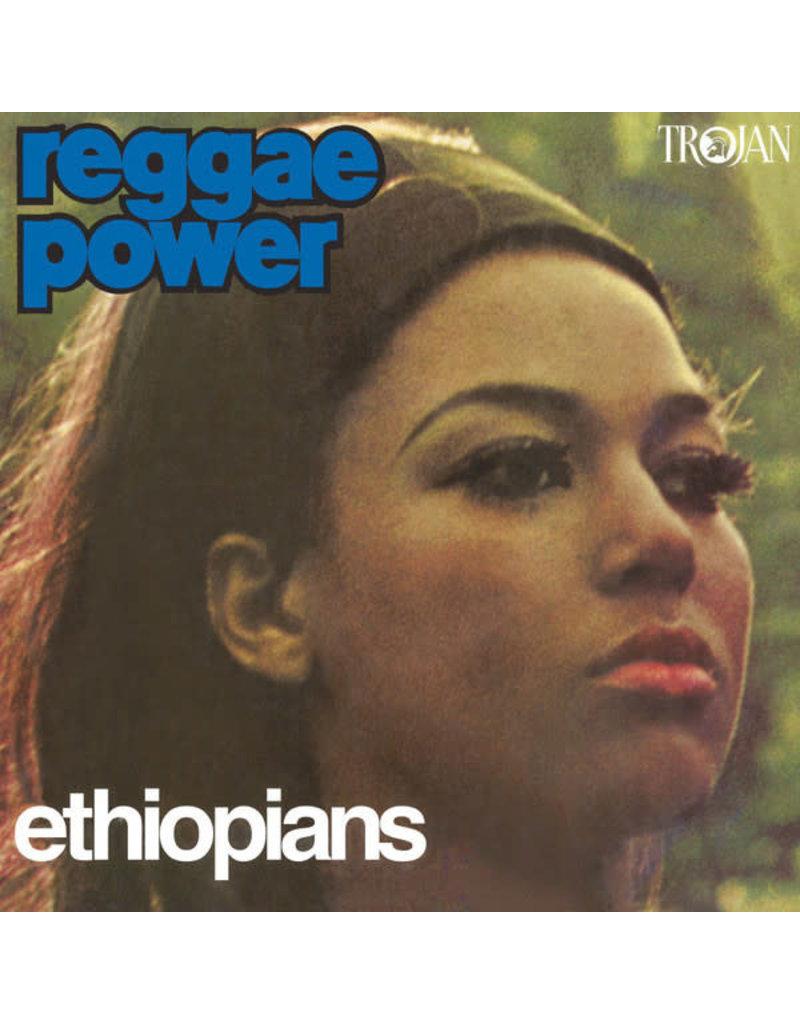 The Ethiopians – Reggae Power LP (Music On Vinyl) Limited 750, Orange Vinyl