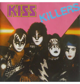 Kiss – Killers CD