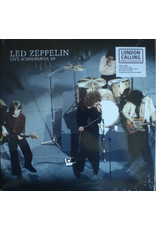 Led Zeppelin ‎– Live Scandinavia '69 LP