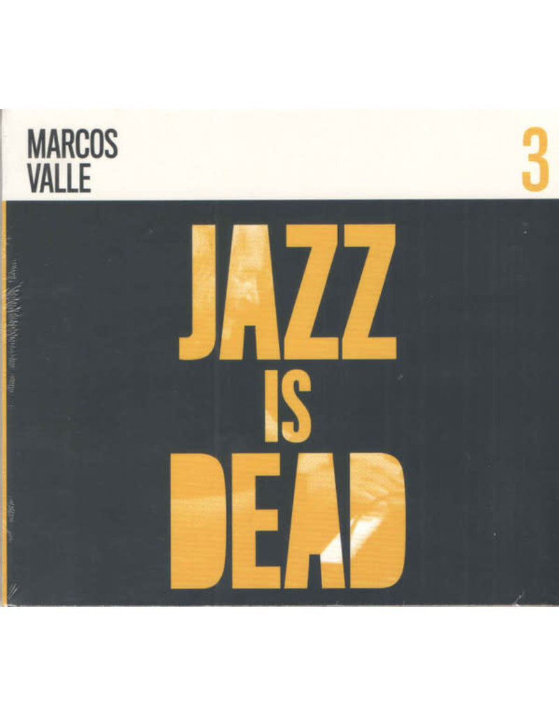 Marcos Valle / Adrian Younge & Ali Shaheed Muhammad – Jazz Is Dead 3 CD