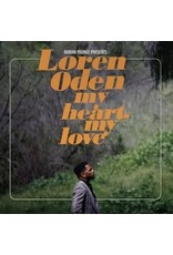 Adrian Younge presents Loren Oden ‎– My Heart, My Love