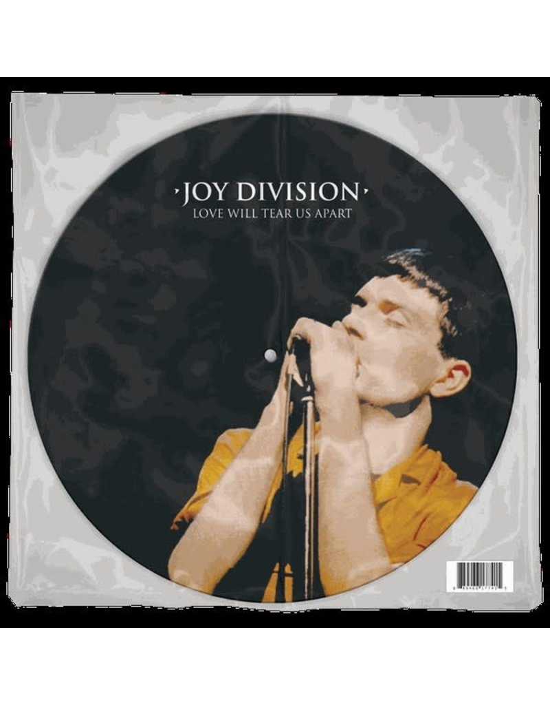 Joy Division ‎– Love Will Tear Us Apart (Picture Disc) LP