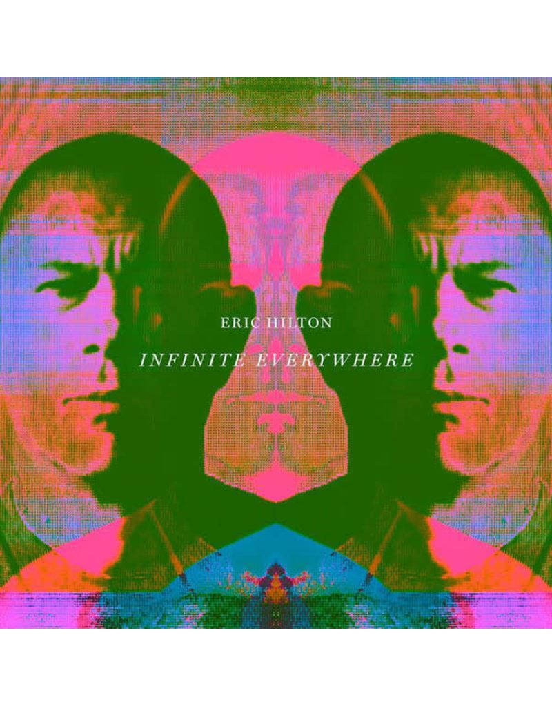 Eric Hilton (of Thievery Corporation)– Infinite Everywhere LP