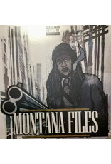 Raticus ft. Maverick Montana - Montana Files CD