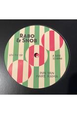 "Rabo & Snob – LEV TLV EP 12"""