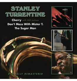 Stanley Turrentine – Cherry / Don't Mess With Mister T. / The Sugar Man CD