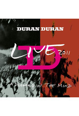 Duran Duran ‎– Live 2011 (A Diamond In The Mind) 2LP
