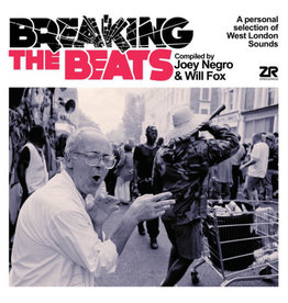 Joey Negro & Will Fox ‎– Breaking The Beats (A Personal Selection Of West London Sounds) 2CD