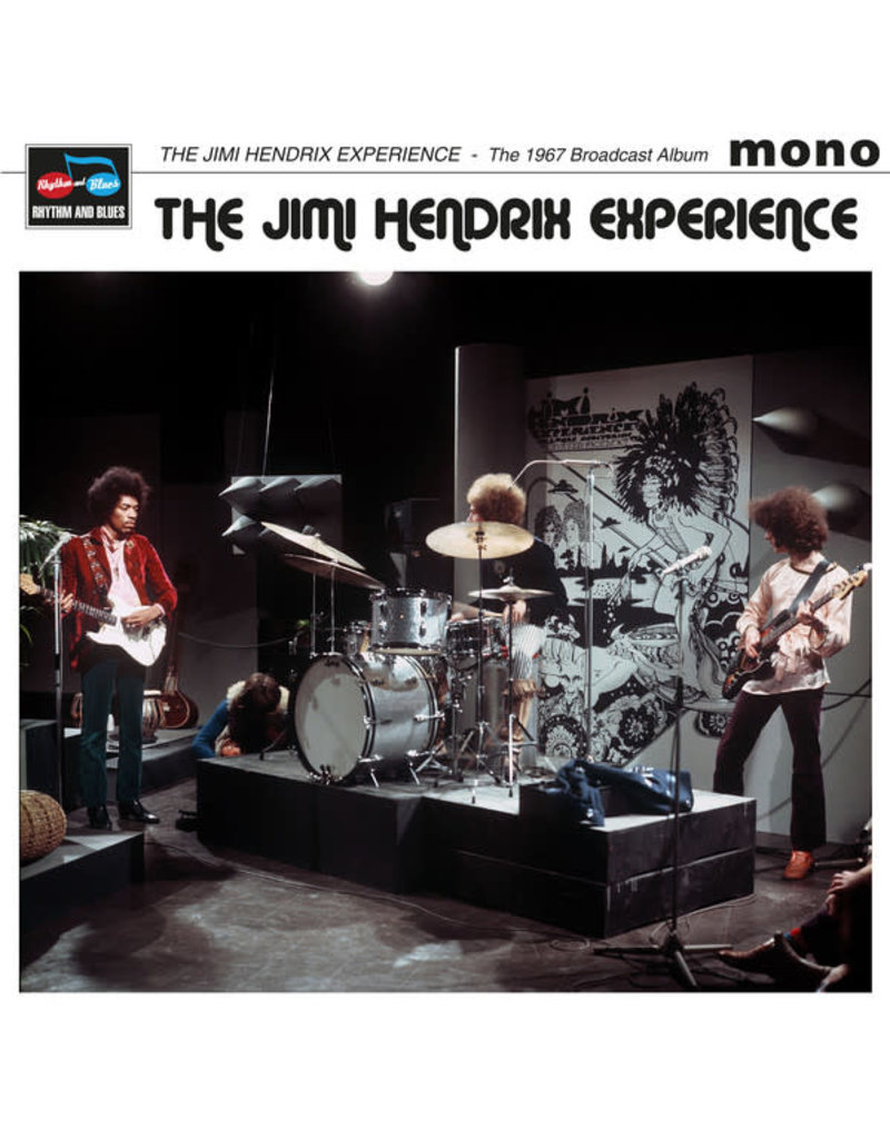 Jimi Hendrix Experience - The 1967 Broadcast Album LP