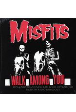 Misfits – Walk Among You: Live At Michigan Union Ballroom, Detroit, 1983 (WCBN FM Radio Broadcast) LP