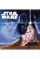 John Williams, The London Symphony Orchestra ‎– Star Wars: A New Hope (Original Motion Picture Soundtrack) (Remastered) LP