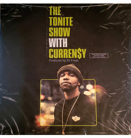 Curren$y (Currency) & DJ Fresh – The Tonite Show LP