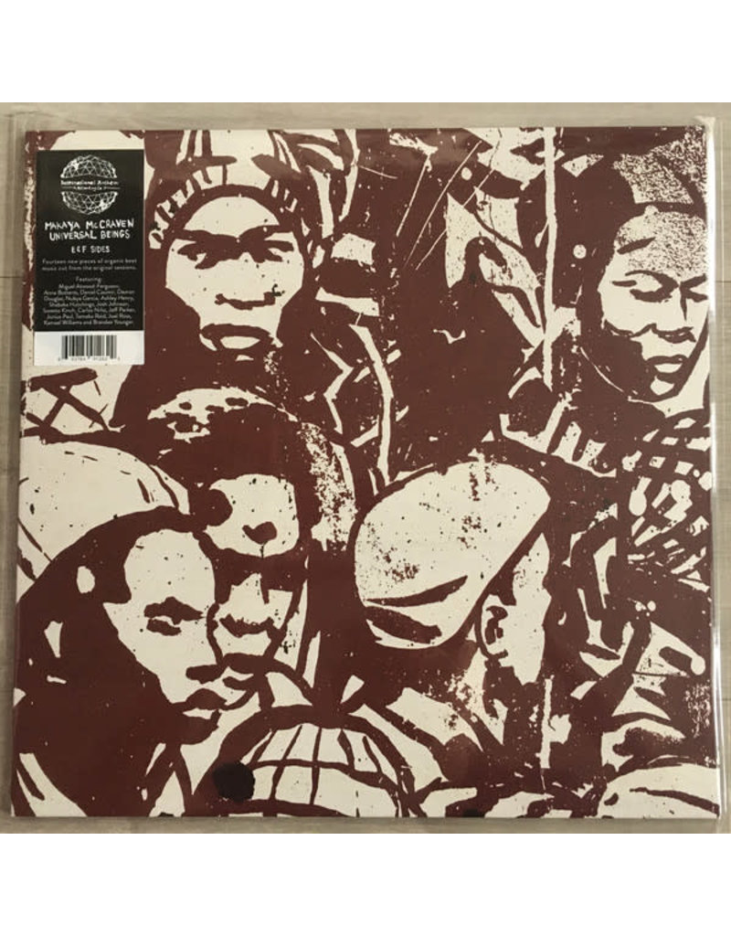Makaya McCraven – Universal Beings E&F Sides LP