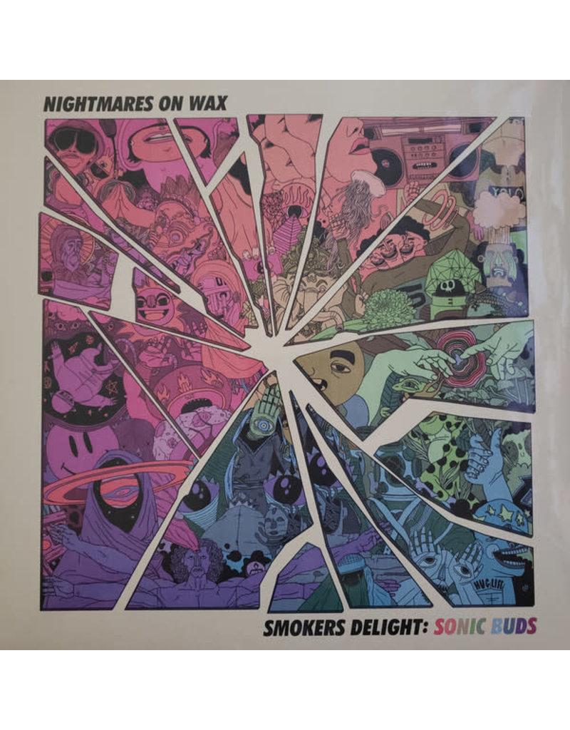 "Nightmares On Wax – Smokers Delight: Sonic Buds 12"""