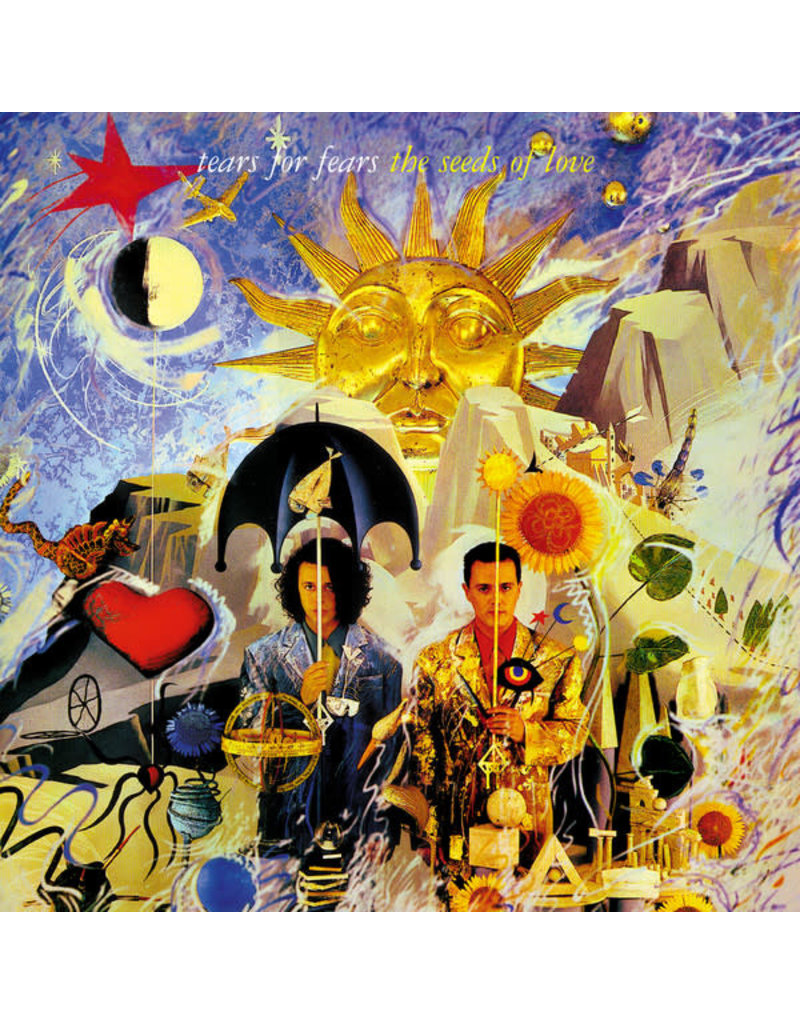 Tears For Fears ‎– The Seeds Of Love LP