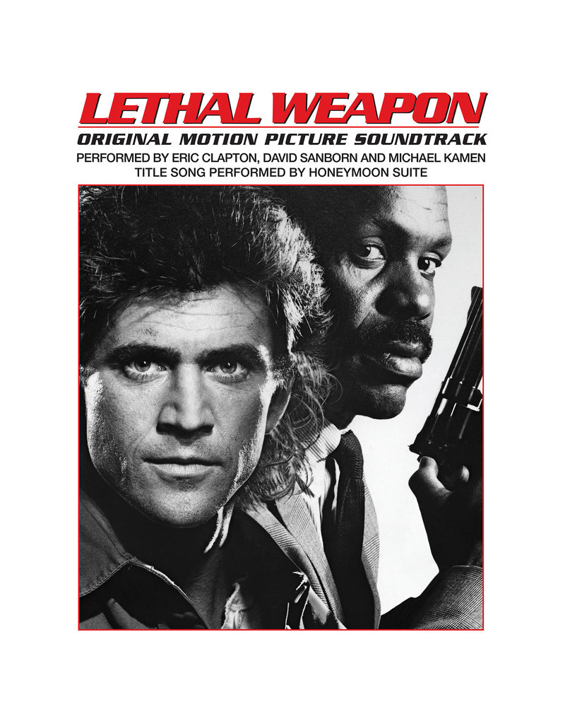 Various Artists - Lethal Weapon OST LP [RSD2020], Limited 3000, Clear Vinyl