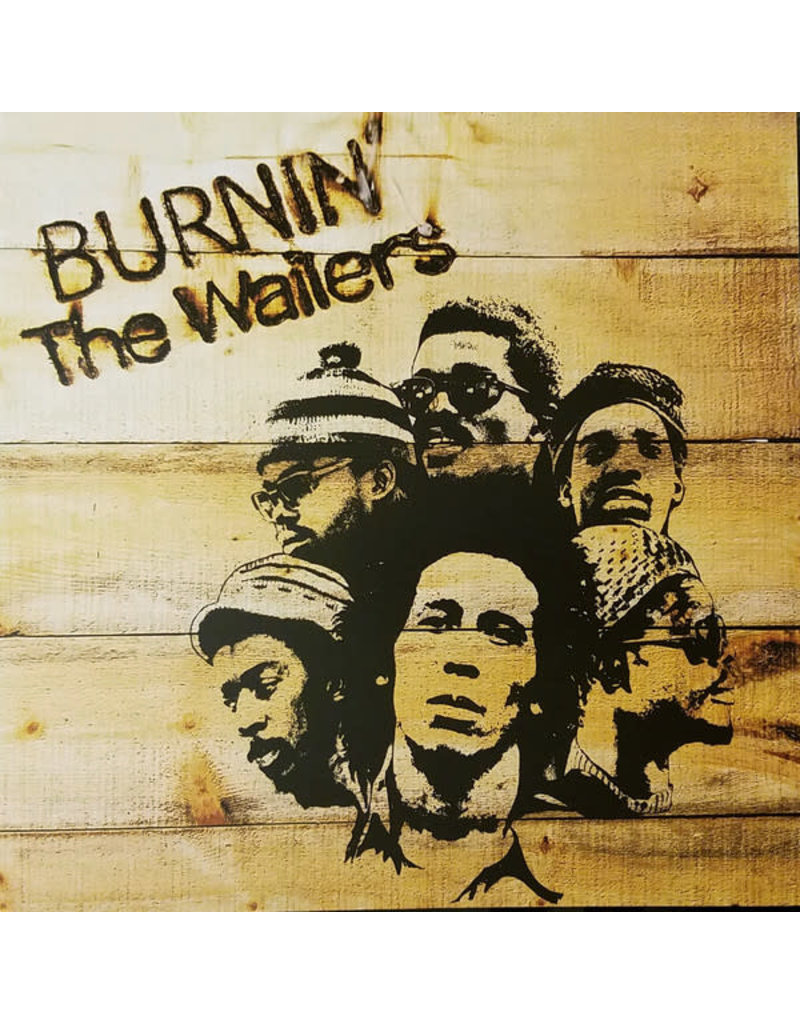 Bob Marley - Burnin' LP (180G, with download)