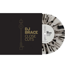 "Serato Limited Edition Vinyl 7"" (Single) - DJ Brace Close Cuts"