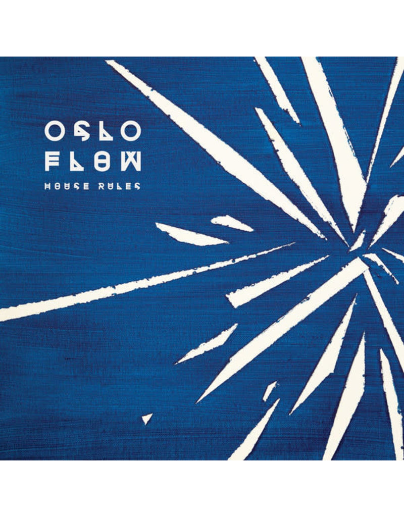 """Oslo Flow – House Rules 7"""""""