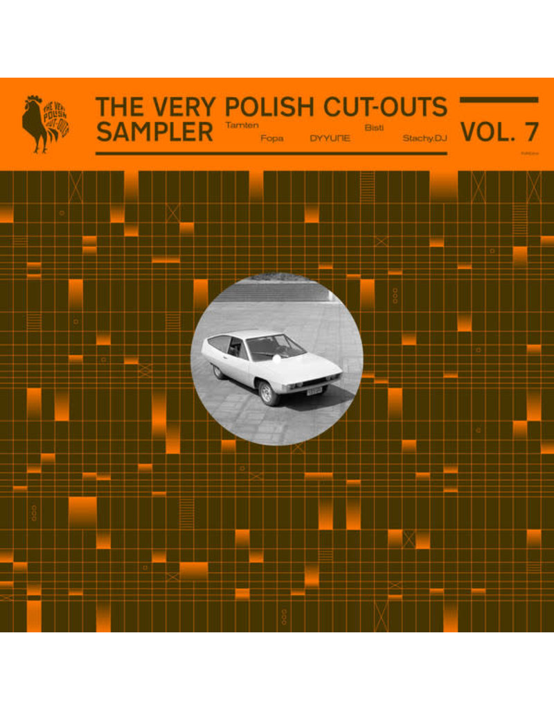 """Various – The Very Polish Cut Outs Sampler Vol.7 12"""""""
