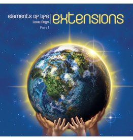Louie Vega ‎– Elements Of Life: Extensions Part 1 2x12""