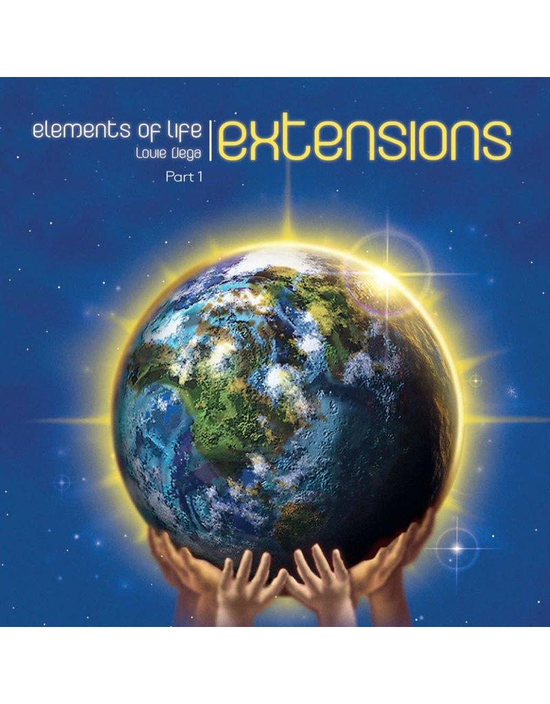 "Louie Vega – Elements Of Life: Extensions Part 1 2x12"""