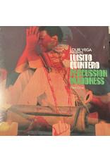 """Louie Vega Presents Luisito Quintero – Percussion Maddness Part One 2x12"""""""