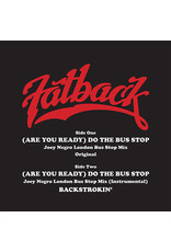 Fatback Band ‎– (Are You Ready) Do The Bus Stop 12""