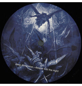 """Deep Dimension – Deeper Into The Night 12"""""""