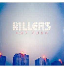 RK The Killers ‎– Hot Fuss LP