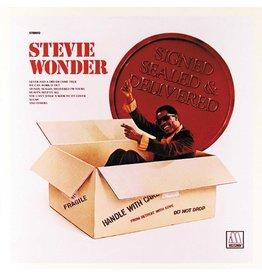 Stevie Wonder – Signed Sealed & Delivered LP