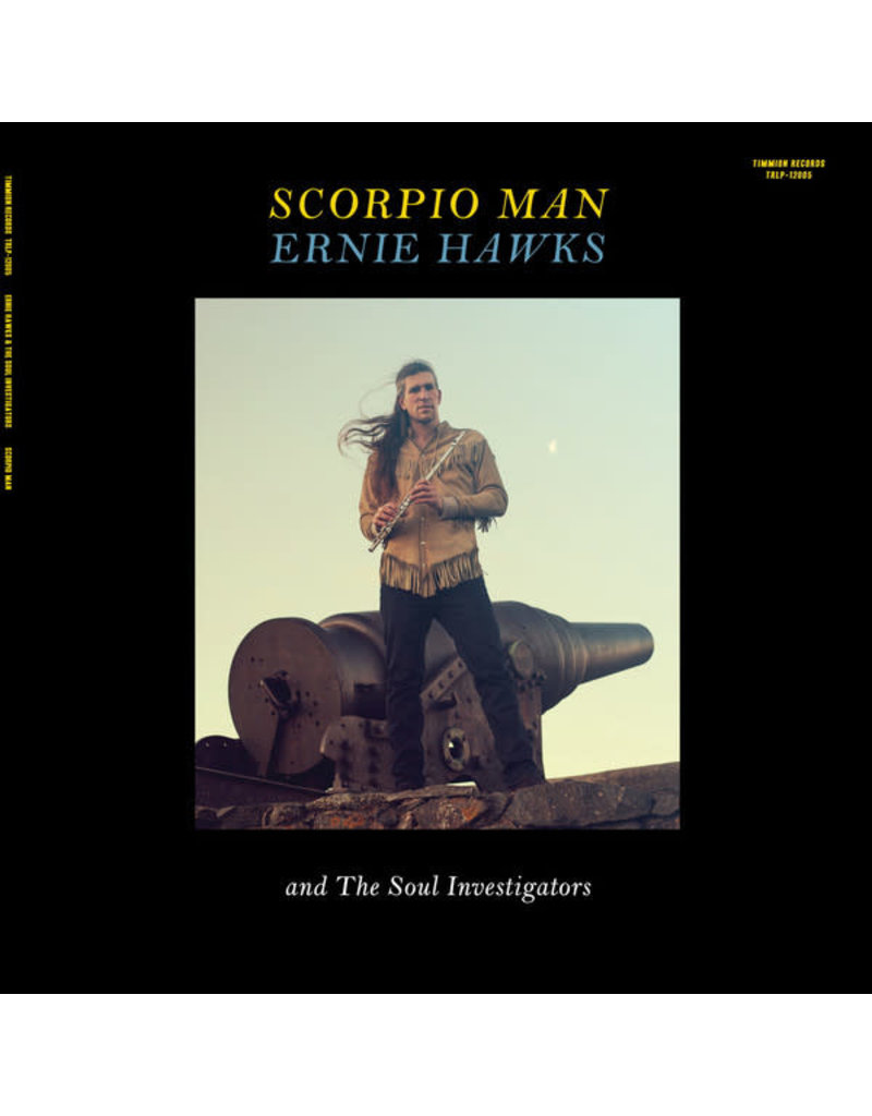 Ernie Hawks & The Soul Investigators – Scorpio Man LP