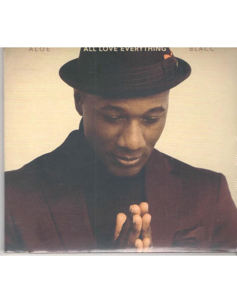 Aloe Blacc – All Love Everything CD