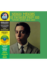 Sergio Mendes – The Swinger From Rio LP (2020), Limited Edition, Reissue, Double Split Green Yellow
