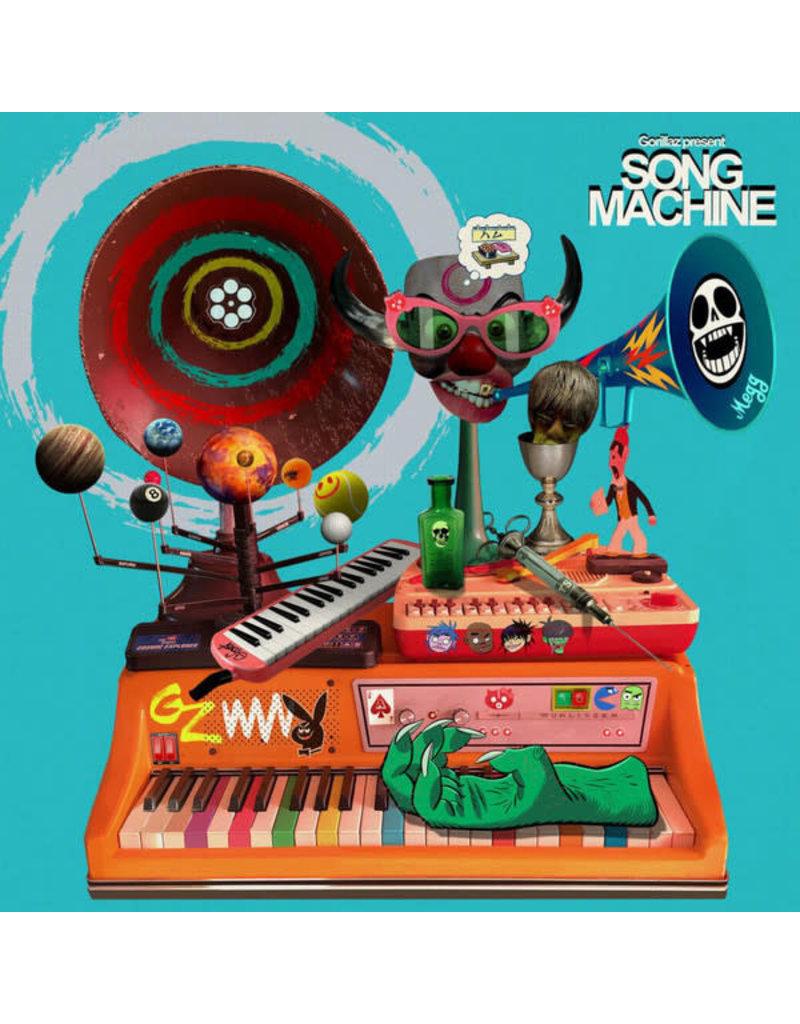 Gorillaz – Song Machine Season One LP