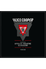 Alice Cooper ‎– Live At The Apollo Theatre Glasgow 19.02.82 2LP [RSD2020]