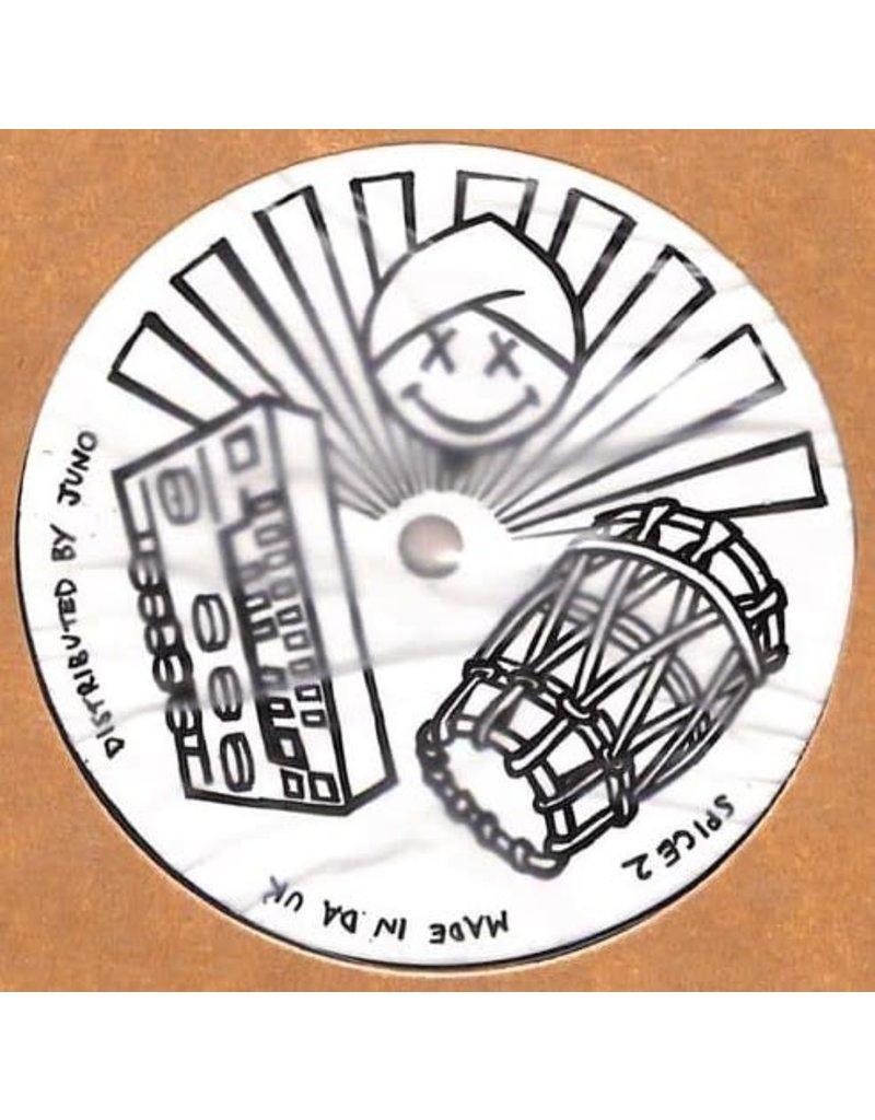 "Cutmaster Singh – Acid Bhangra Rarities & Re-Edits 12"""