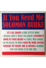 Solomon Burke – If You Need Me LP
