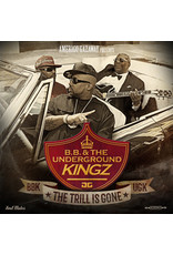 HH UGK VS B.B. KING - TRILL IS GONE 2LP