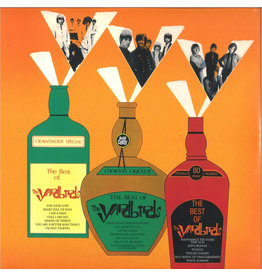 Yardbirds - The Best Of The Yardbirds LP