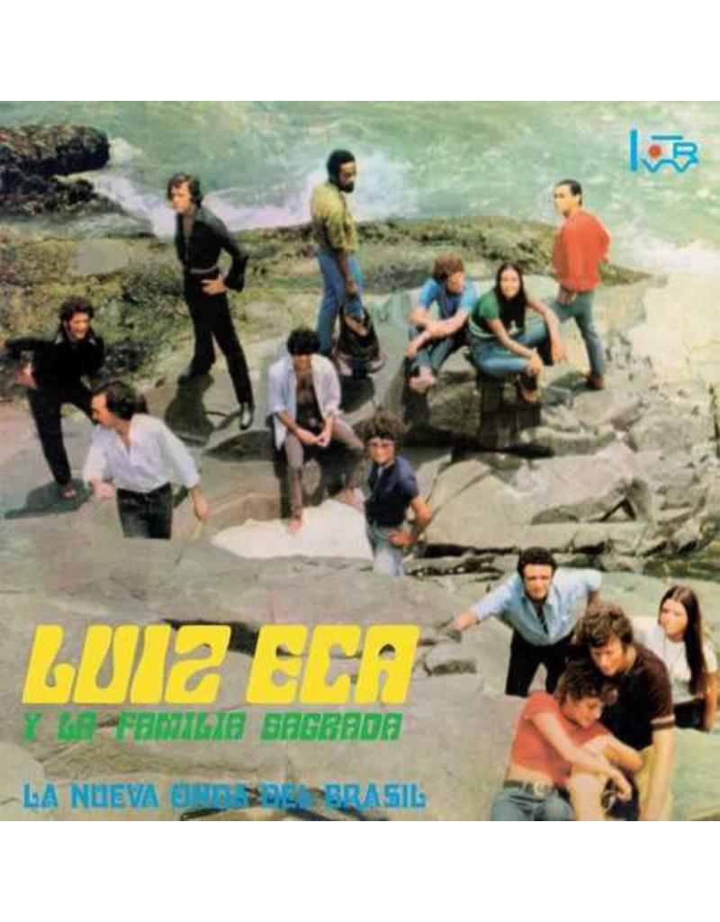 Luiz Eça Y La Familia Sagrada – La Nueva Onda De Brasil LP [RSD2020]
