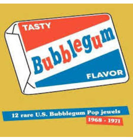 Various ‎– Tasty Bubblegum Flavor LP