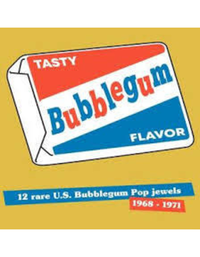 Various – Tasty Bubblegum Flavor LP
