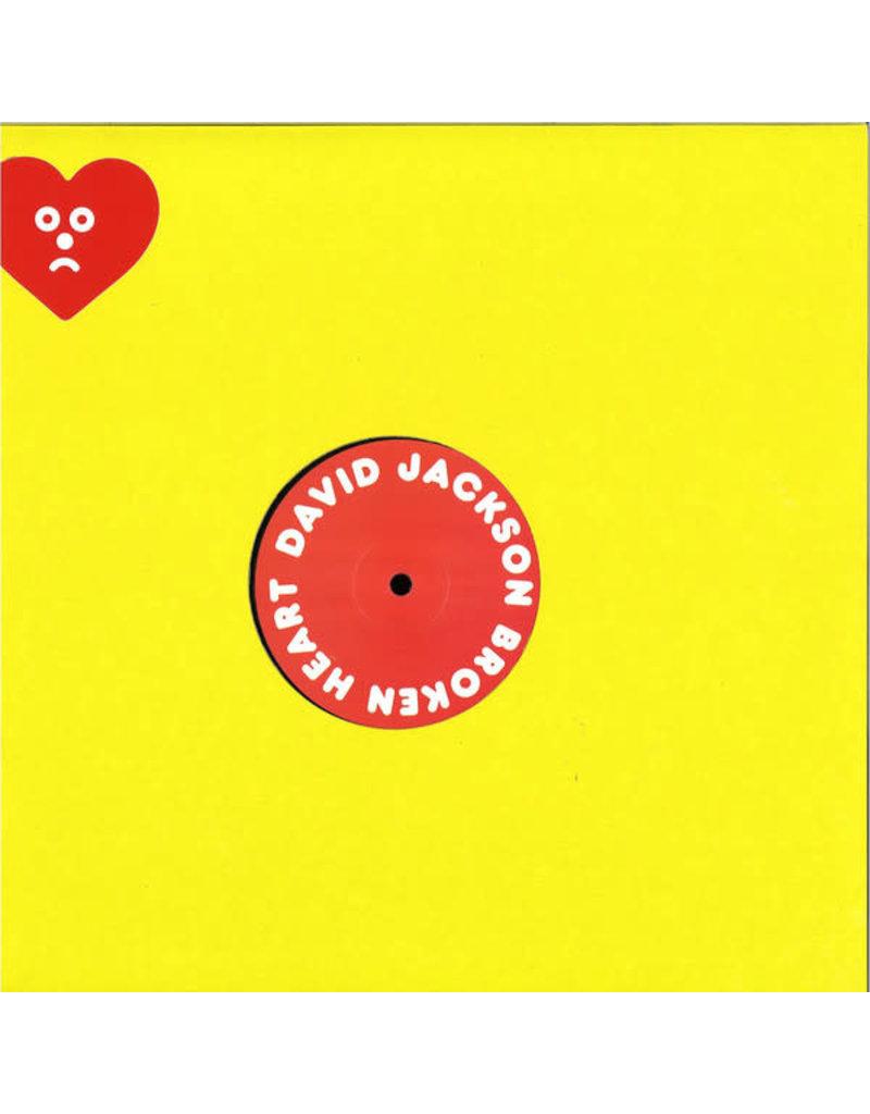 """David Jackson – Broken Heart 12"""""""