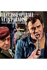Ennio Morricone – La Classe Operaia Va In Paradiso (Original Soundtrack) LP