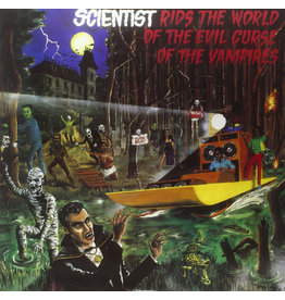 RG Scientist ‎– Scientist Rids The World Of The Evil Curse Of The Vampires LP