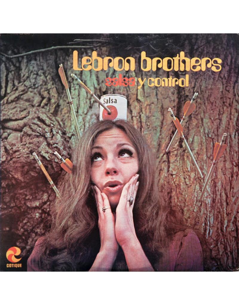 Lebron Brothers – Salsa Y Control LP