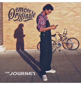 Emcee Originate ‎– The Journey LP