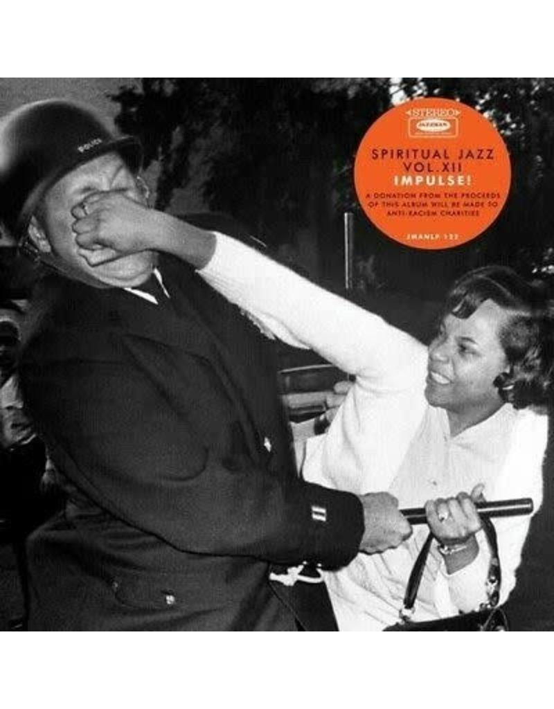 Various – Spiritual Jazz XII: Impulse! (Esoteric, Modal & Progressive Jazz From The Impulse! Label 1962-75) 3LP